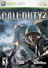Call of Duty 2 box
