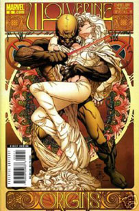 Wolverine: Origins #5 (Joe Q cover)