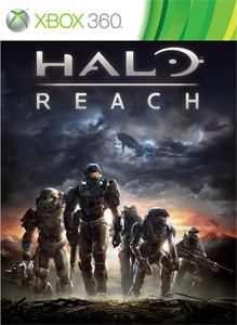 Halo: Reach cover art