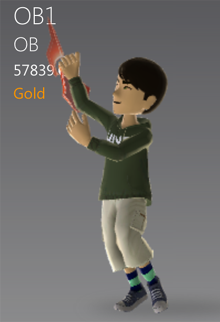 Gamerscore on 1.1.13