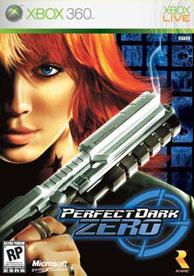 Perfect Dark Zero box