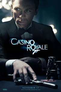 Casino Royale teaster poster